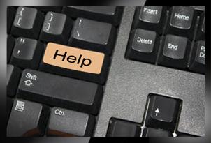 Telefonische, schriftelijke en elektronische ondersteuning