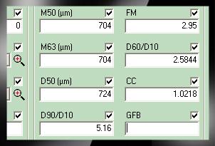 Berekening FM, CC, M- en D-waardes